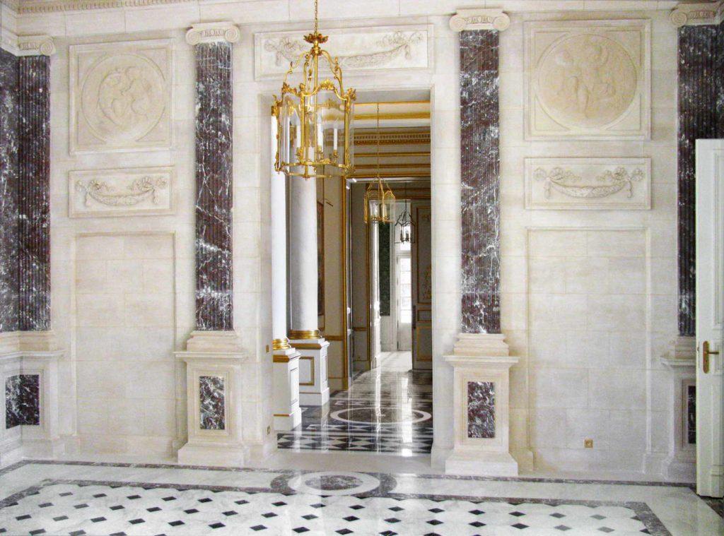 Rivestimenti per interni in marmo pietra naturale e granito ...