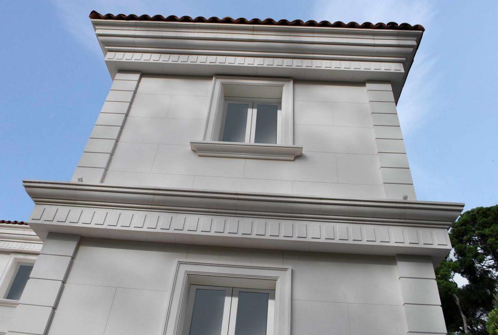 Cornici finestre esterne bz32 regardsdefemmes - Pietra a vista per esterni ...