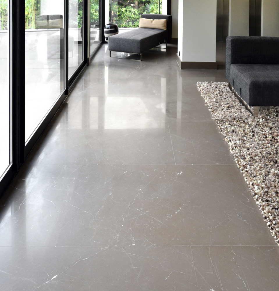 pavimento sala in marmo beige