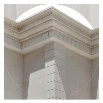facciata in marmo